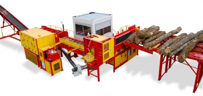 Firewood processors  XYLOG 800