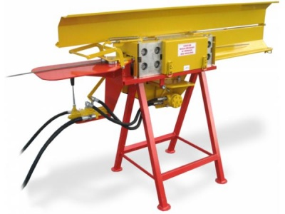 Rod straightening machine Standard