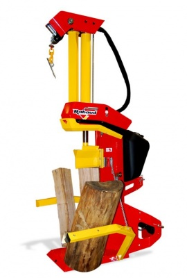 HYDRAULIC LOG SPLITTER XYLOFARMER