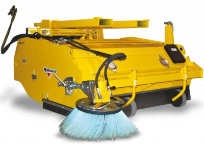 Collecting sweeper: TURBONET  1500 INDUS
