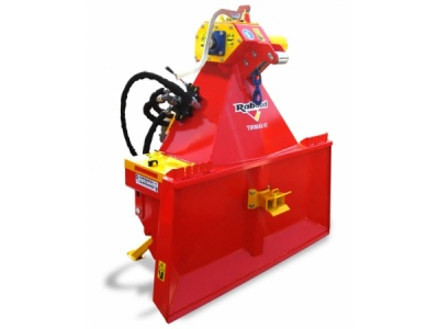Timber winch with chain TIRMAX 4 PH